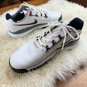 Nike Tiger Woods TW Golf Shoes White